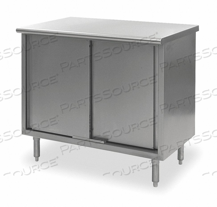 CABINET WORKBENCH SS 60 W 30 D by Eagle Group