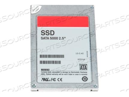 """DELL - SOLID STATE DRIVE - 1.92 TB - HOT-SWAP - 2.5"""" - SATA 6GB/S"""