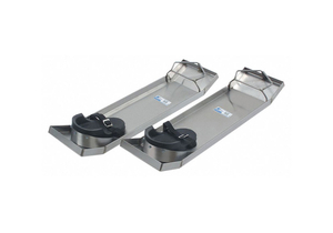 CONCRETE SLIDER KNEE BOARD STAINLESS PR by Kraft Tool