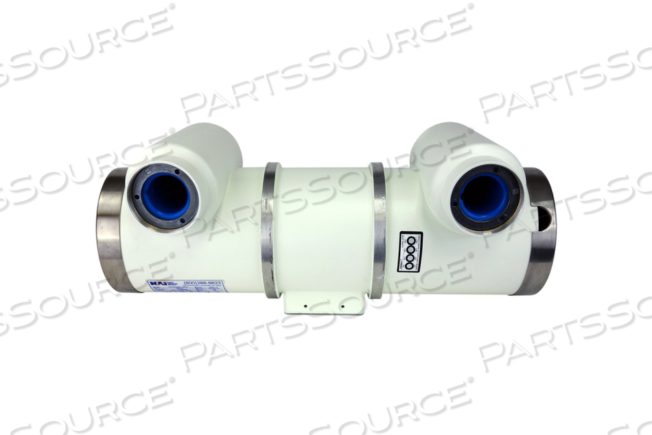 X-RAY TUBE 90° HORN ANGLE. 0.6-1.2 FOCAL SPOT