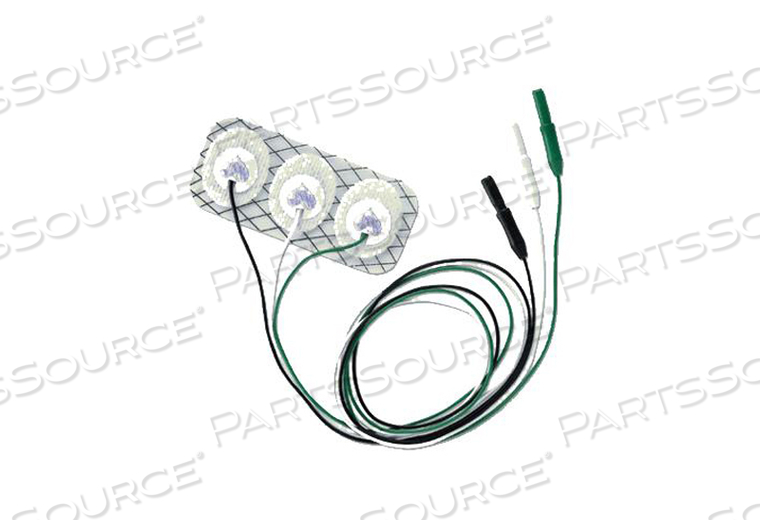 NEONATAL/PEDIATRIC ELECTRODE, 0.08 IN by Med-Dyne