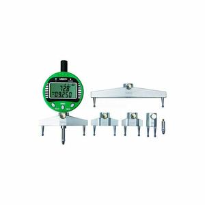 283213 ELECTRONIC RADIUS GAGE .2-27.5(5-700MM) RANGE by Insize