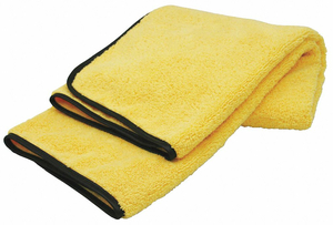 MICROFIBER CLOTH 22 X 36 YELLOW by Carrand