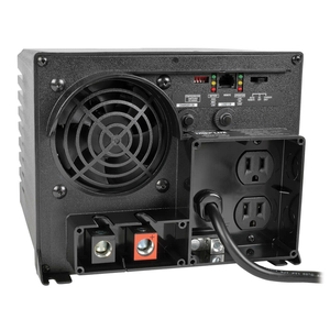 TRIPP LITE INVERTER / CHARGER 750W 12V DC TO 120V AC 20A 5-15R 2 OUTLET by Tripp Lite