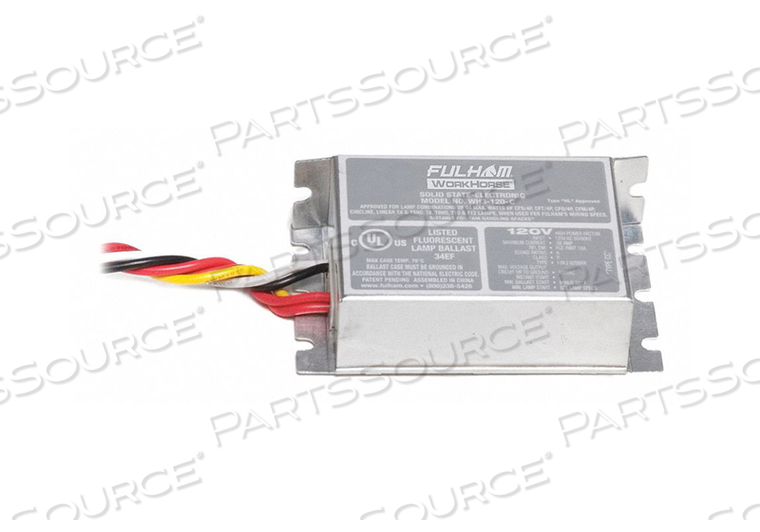 ELECTRONIC BALLAST INSTANT -20DEGF 0.56A by Fulham
