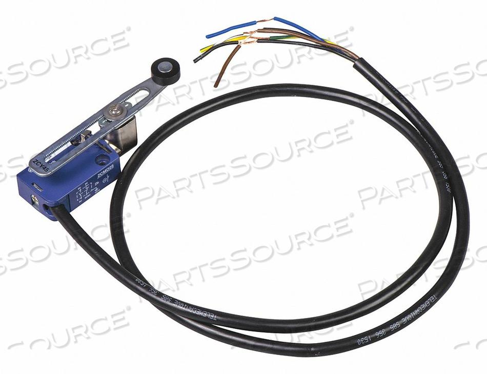 LIMIT SWITCH 240VAC 5A PLAST XCMD by Telemecanique Sensors