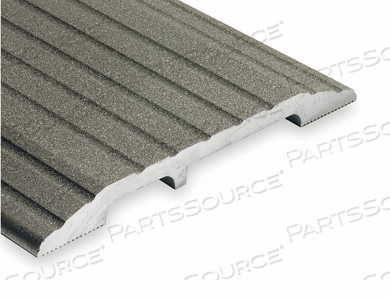 SADDLE THRESHOLD FLUTED TOP 3 FT. by National Guard Products