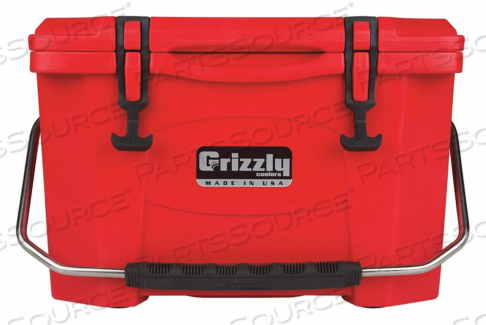 MARINE CHEST COOLER HARD SIDED 20.0 QT. by Grizzly Coolers