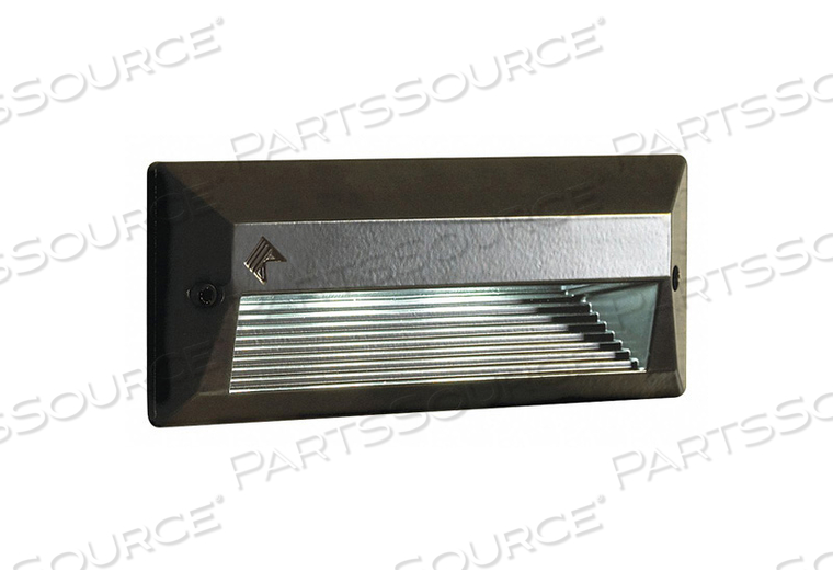 STEP LIGHT LED SURFACE MNT 167 LM BLACK by Hubbell Power Systems