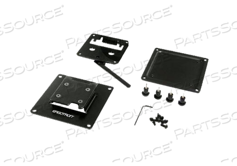 WALL MOUNT KIT FOR EXTERNAL DISPLAY (R2.X.X) by GE Healthcare