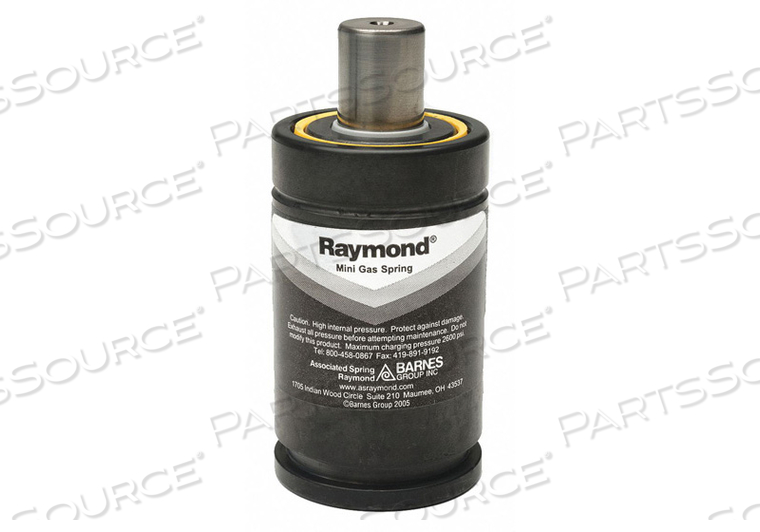 GAS SPRING CARBON STEEL FORCE 1665 LB. by Raymond