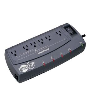 300VA 150W NEMA 5-15P - 5-15R INTERNET OFFICE STANDBY UPS FOR TEL/DSL/ETHERNET PROTECTION by Tripp Lite