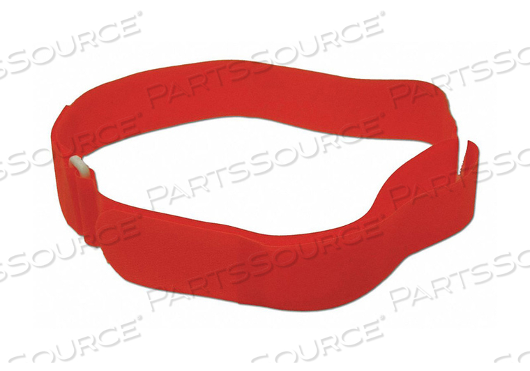 EQUIPMENT HOLDING STRAP 18 L ORANGE by Disaster Management Systems (DMS)