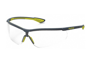 SAFETY GLASSES CLEAR LENS UNISEX by HexArmor