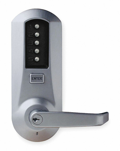 PUSH BUTTON LOCK ENTRY KEY OVERRIDE by Kaba