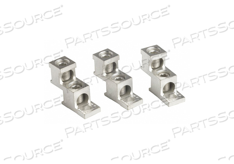 SAFETY SW LUG KIT TWO#6250MCM 3 LUGS by Square D