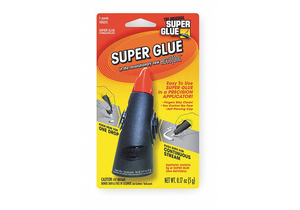 INSTANT ADHESIVE 5G DISPENSER CLEAR by Super Glue
