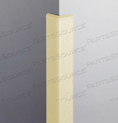 CORNER GRD 96IN.H IVORY PEBLETTE by Pawling Corp