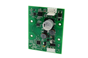 ELECTRONIC TIMING AND LOCKING BOARD by Drucker Diagnostics, Inc. (formerly QBC Diagnostics)