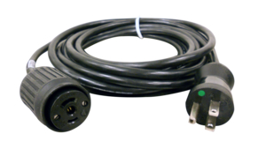 POWER CORD, 20 FT by Skytron