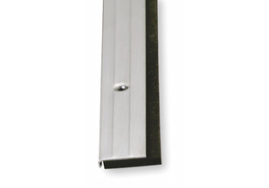 DOOR FRAME WEATHERSTRIP 7 FT BLACK by Pemko