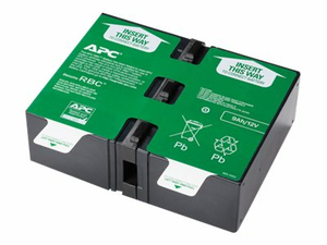REPLACEMENT BATTERY CARTRIDGE #124 by APC / American Power Conversion