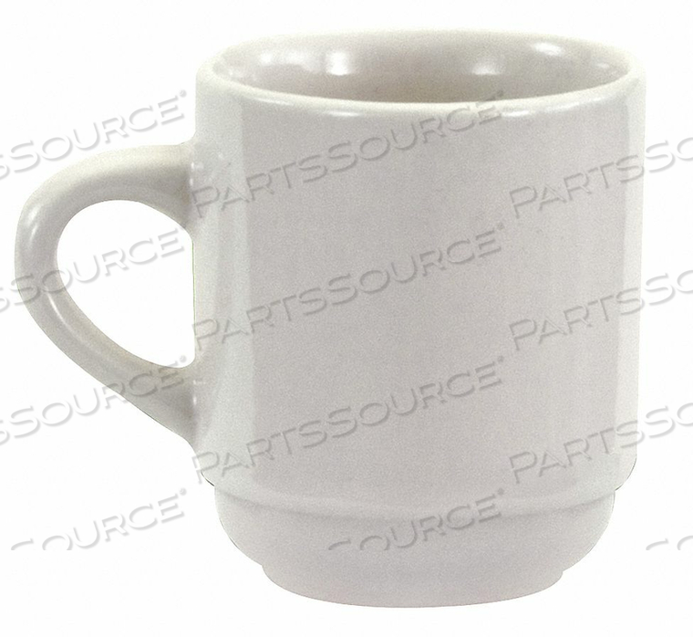 CUP BRIGHT WHITE 3-1/2 OZ. PK36 by Crestware