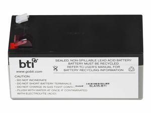 BATTERY UPS, SEALED LEAD ACID, 12V, 3500 MAH by Battery Technology