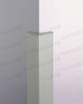 CORNER GRD 3IN.W SILVER GRAY 0.080IN.T by Pawling Corp