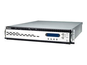 THECUS TECHNOLOGY N12910 - NAS SERVER - 12 BAYS - RACK-MOUNTABLE - SATA 6GB/S - RAID 0, 1, 5, 6, 10, 50, JBOD, 60 - RAM 4 GB - 10 GIGABIT ETHERNET - ISCSI - 2U by Sharp Electronics Corporation