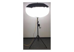 TEMPORARY JOB SITE LIGHT 400W LED IP65 by 8 12 Illumination