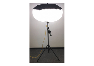 TEMPORARY JOB SITE LIGHT 1000W IP65 by 8 12 Illumination