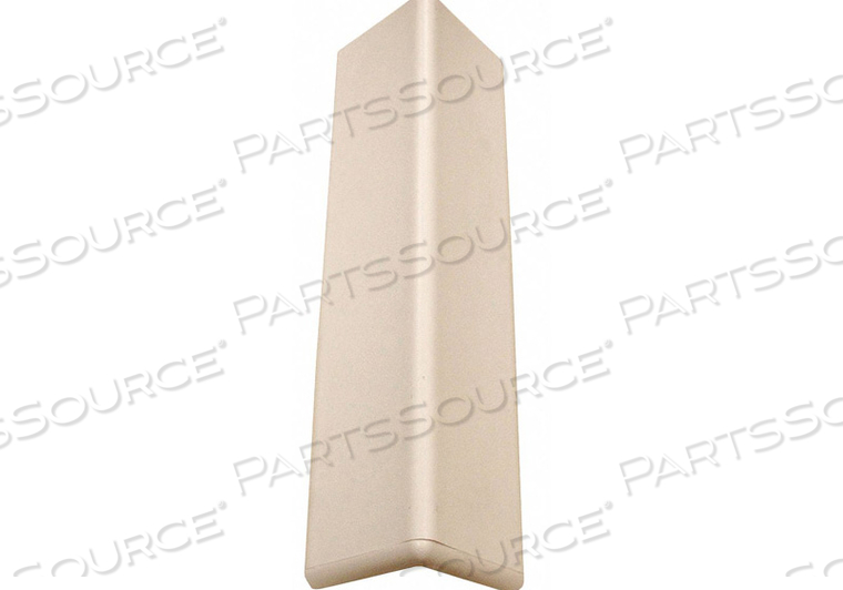 CORNER GUARD EGGSHELL TEXTURED 3X48 IN. by Pawling Corp