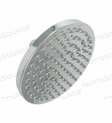 SHOWER HEAD 4 IN H 8 IN FACE DIA. by Trident