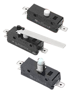 BASIC / SNAP ACTION SWITCHES MINIATURE SNAP ACTION SWITCH by Cherry (ZF Electronic Systems)