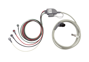 4 LEAD ECG TRUNK CABLE by ZOLL Medical Corporation