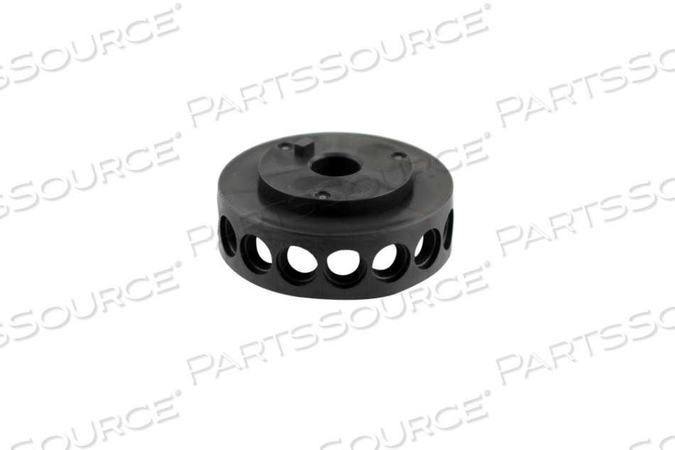 GEAR, (2) #10-32 THUMB SCREWS, (2) NON METALLIC WASHERS by Topcon Medical Systems, Inc.