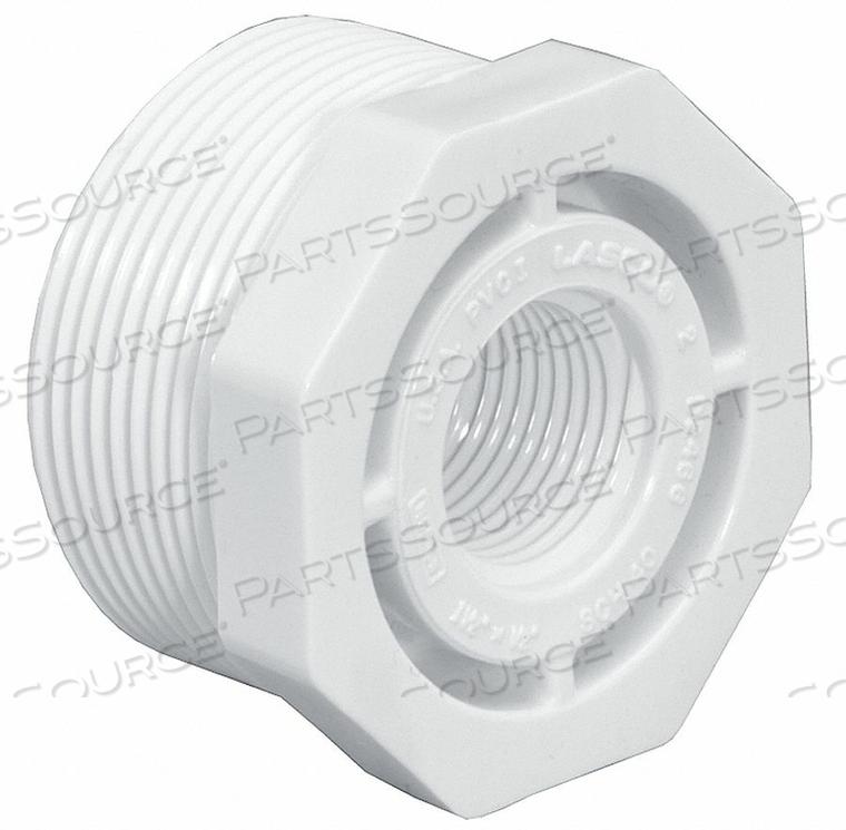 REDUCER BUSHING 1-1/2X1-1/4IN MNPTXFNPT by Lasco