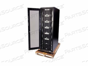 EATON BLADEUPS PREASSEMBLED SYSTEM BOTTOM ENTRY 2 MODULES - POWER ARRAY - AC 208 V - 24 KW 5 AH - RS-232 - BLACK