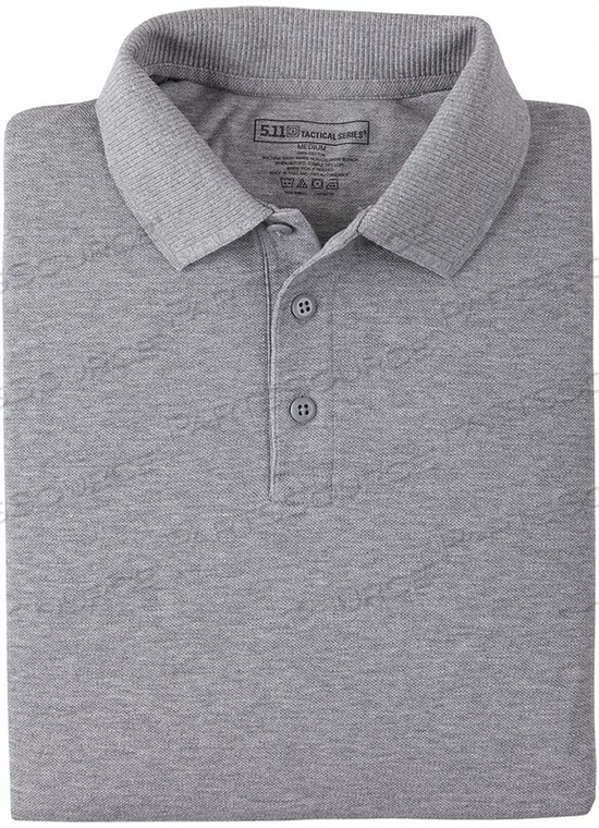 PROFESSIONAL POLO TALL L HEATHER GRAY by 5.11 Tactical