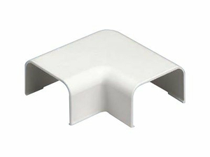 RIGHT ANGLE OFF WHITE PVC ELBOWS by Panduit