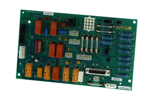 POWER/ MOTOR RELAY BOARD by OEC Medical Systems (GE Healthcare)