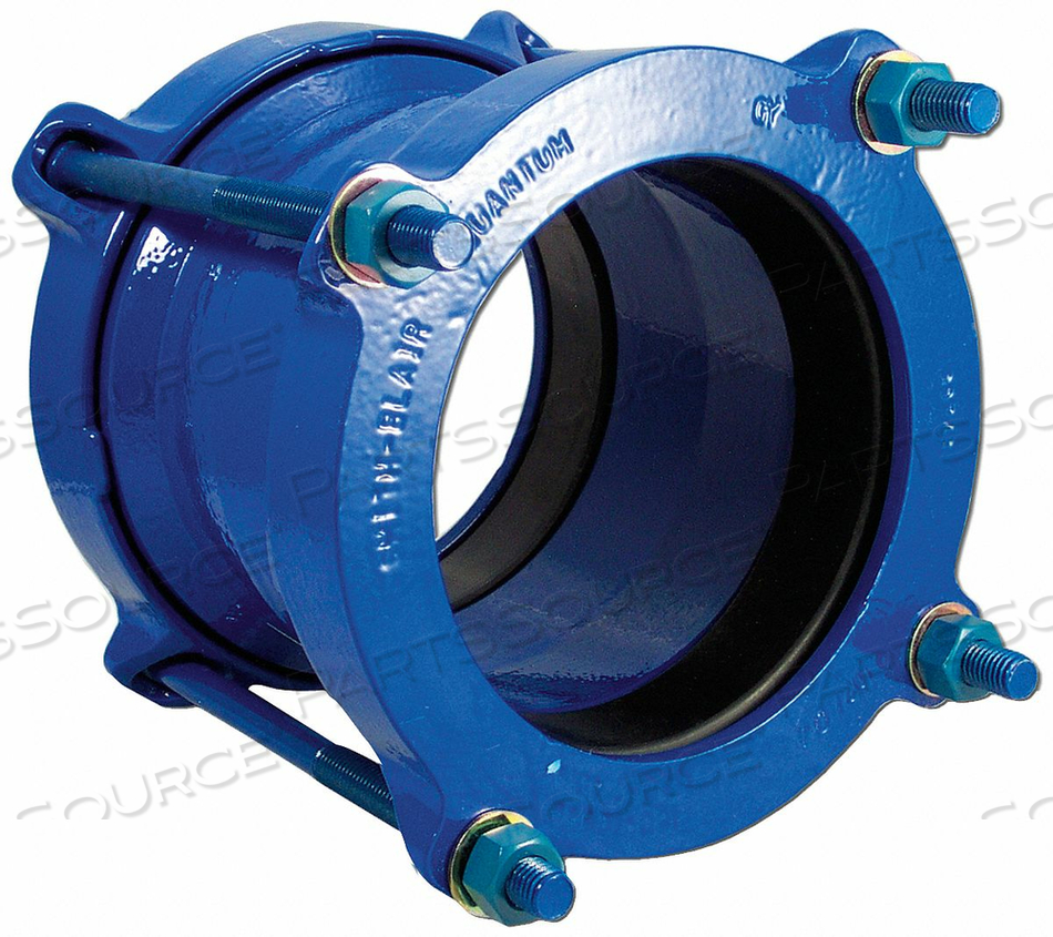 AWWA COUPLING 7-1/2 IN L by Smith-Blair