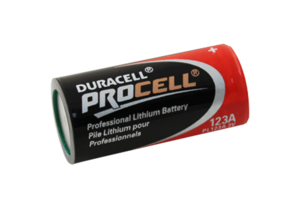 BATTERY, LITHIUM, 3V, 1400 MAH (PACK OF 12) by Duracell