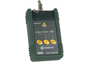 SINGLE MODE LASER SOURCE GL-580XL-ST by Tempo Communications