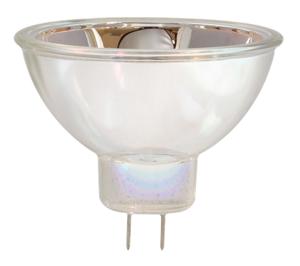 HALOGEN LAMP, 51 MM DIA, 3200 K, 100 W, 12 V, GZ6.35, 50 HR AVERAGE LIFE, 42 MM by Osram