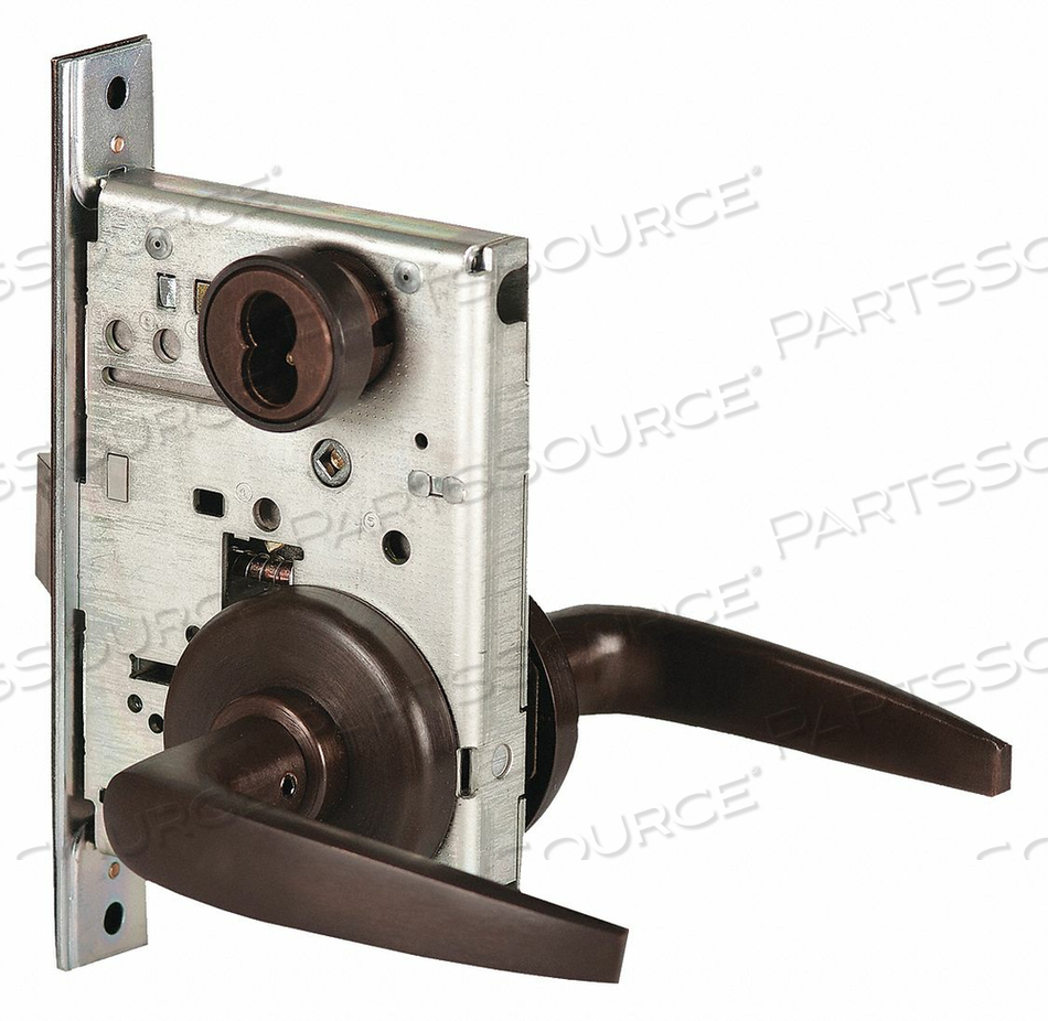 LEVER LOCKSET MECHANICAL DORMITORY GRD.1 by Best