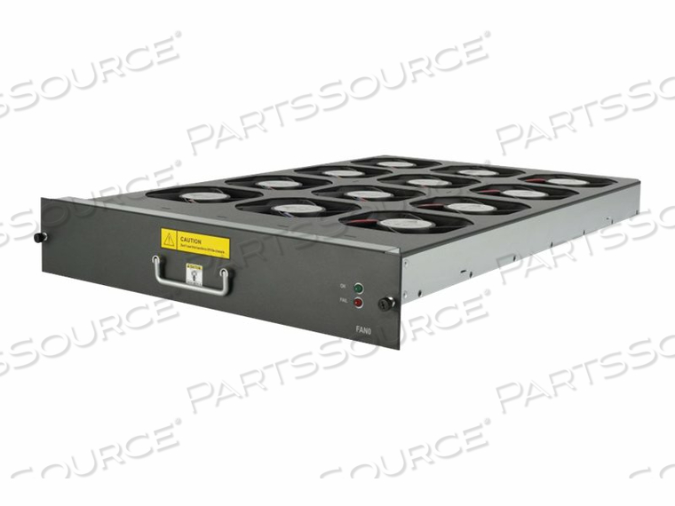 HPE SPARE FAN ASSEMBLY - NETWORK DEVICE FAN TRAY - FOR HPE 10508-V SWITCH CHASSIS by HP (Hewlett-Packard)
