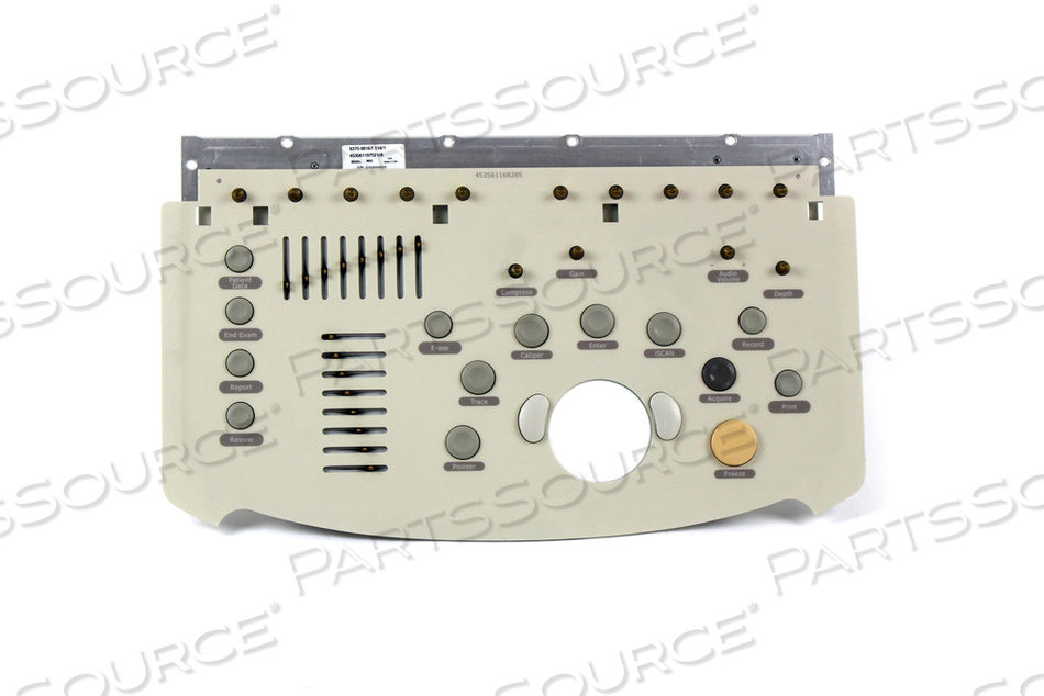 IE33 - CONTROL PANEL UI