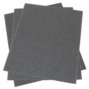 SANDING SHEET 11X9 IN 600 G SC PK50 by Imperial Supplies